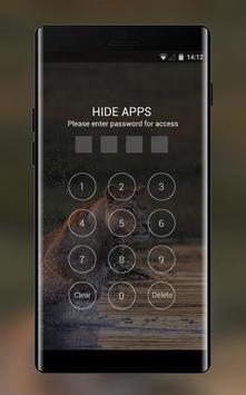 Theme for Intex Aqua 5X Animal Wallpaper screenshot 2