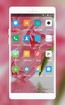 Theme for Intex Avatar 3D 2.0 Tulip Wallpaper apk screenshot