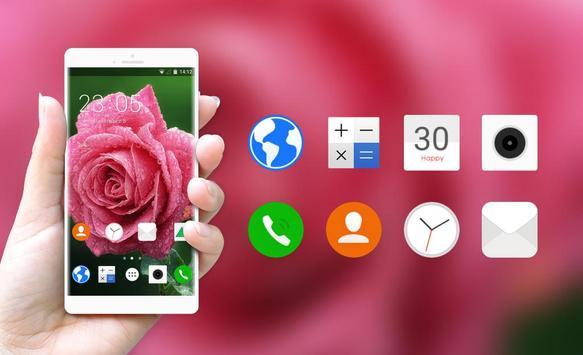 Theme for Intex Killer Rose Wallpaper screenshot 3