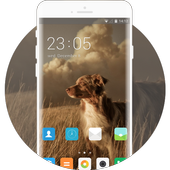 Theme for Intex IN 50 plus Dog Wallpaper icon