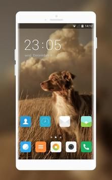 Theme for Intex IN 50 plus Dog Wallpaper poster