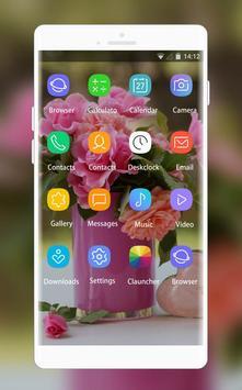 Theme for Intex Lions G10 Flower Wallpaper apk screenshot