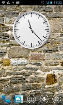 Wall clock UCCW skin poster