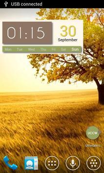 Earth UCCW skin apk screenshot