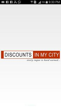 Discounts in My City, Vizag poster