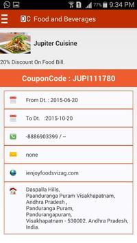 Discounts in My City, Vizag screenshot 9