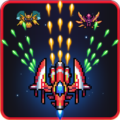 Eskadra - Gra Typu Shoot'Em Up ikona