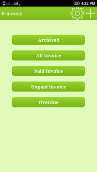 Invoice Template For Android APK Download - Invoice template android
