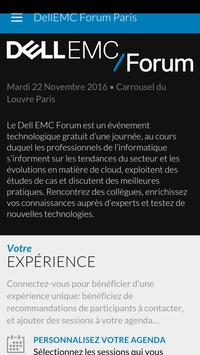 DellEMC Forum EMEA poster