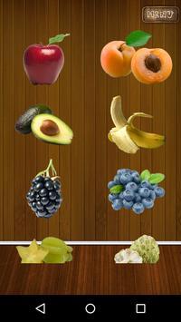 Kids Fruit Chart apk screenshot