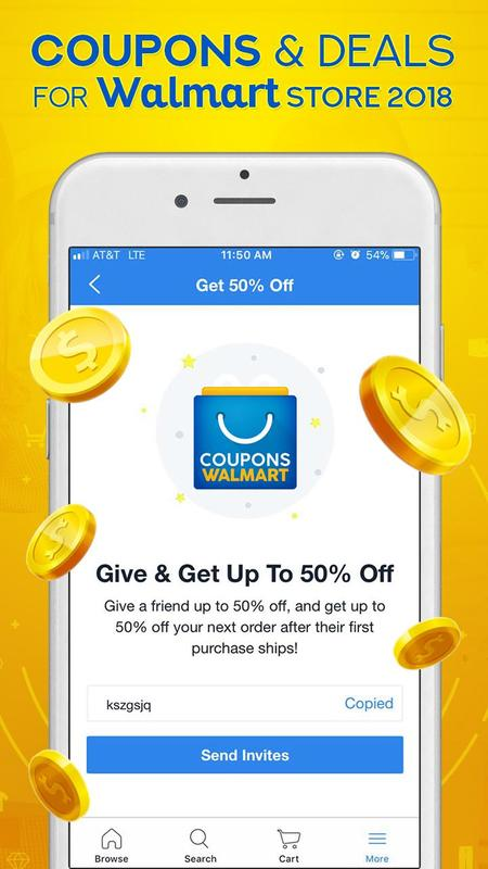 Code Coupons For Walmart Shopping & Deals for Android - APK Download