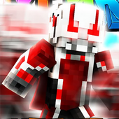 Skin Ant Man for minecraft icon
