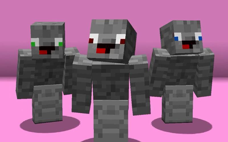 Haut Alphastein Für Minecraft Für Android APK Herunterladen - Alphastein skin fur minecraft pe