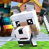 Skin Mobeditor Wolf for minecraft icon