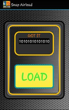 Snap Airload screenshot 1