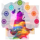 7 chakras healing meditation-chakra test activer for Android - APK