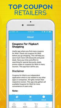 Code Coupons For Shopping & Deals screenshot 4