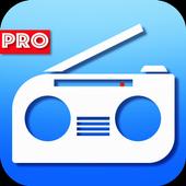 Rádio FM Pro Grátis icon