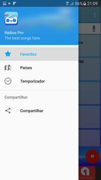 Rádio FM Pro Grátis apk screenshot