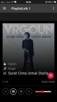 Virgoun Musik dan Lirik apk screenshot