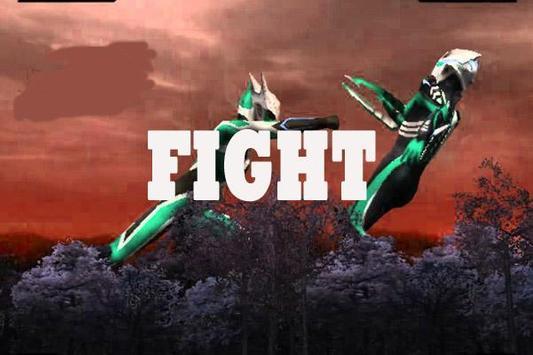 Guide Ultraman Nexus New poster