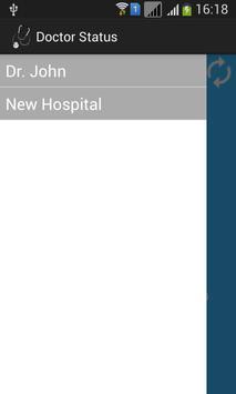 Doctor Status apk screenshot