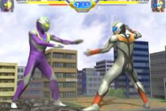 Guide Ultraman Galaxy Nexus apk screenshot
