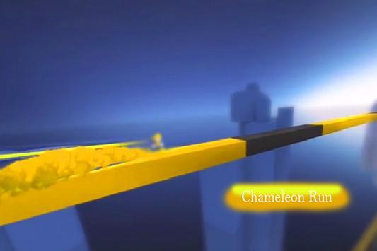 New Chameleon Run Trick poster