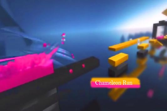 New Chameleon Run Trick apk screenshot