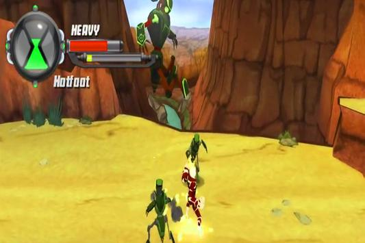 New BEN 10 Cheat apk screenshot