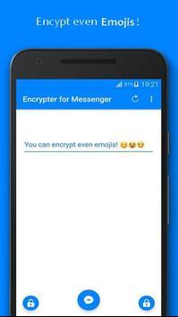 Encrypter for Messenger screenshot 2