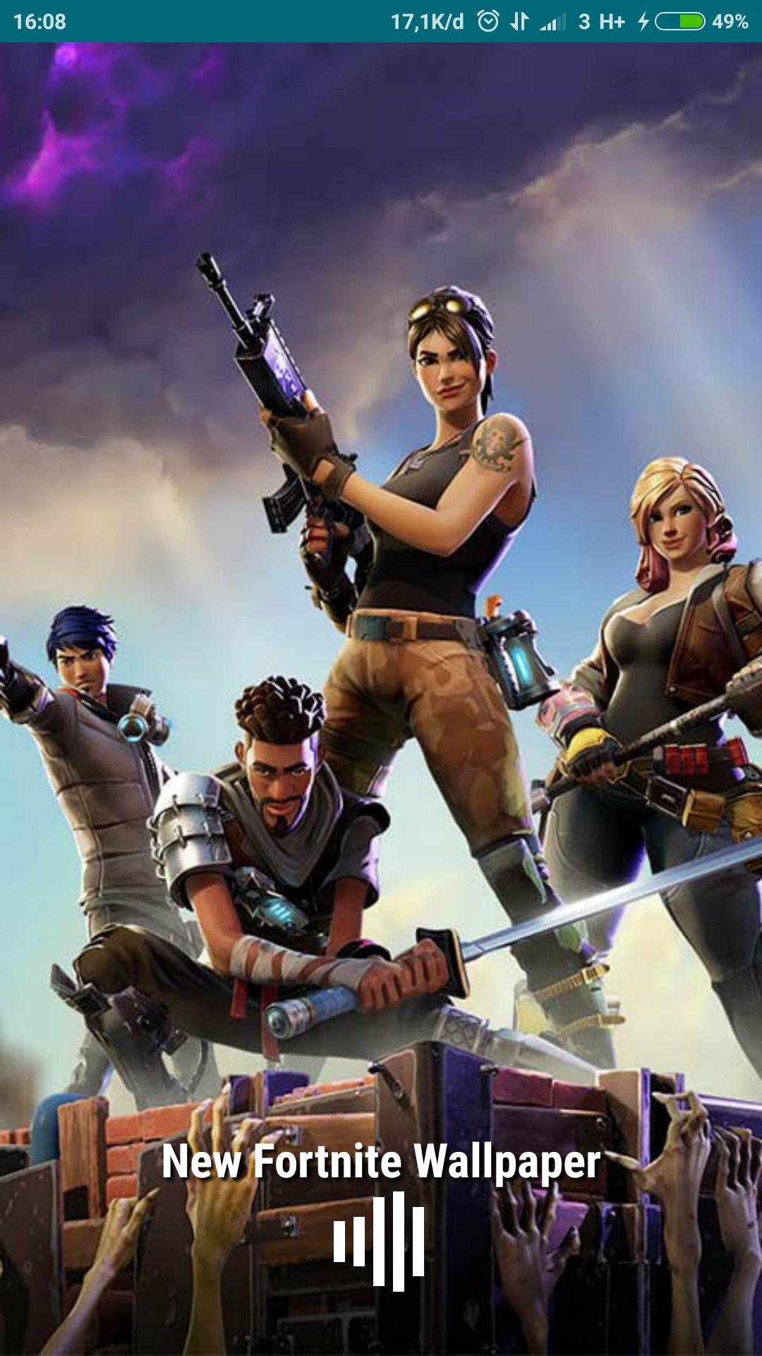 New Fortnite Wallpapers Download For Android Apk Download