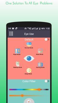 EyeUse - Blue Light Protector पोस्टर
