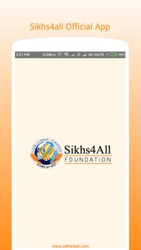 Sikhs4all Foundation : Official App पोस्टर