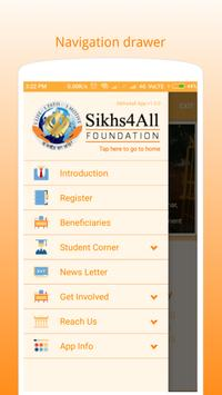 Sikhs4all Foundation : Official App apk स्क्रीनशॉट