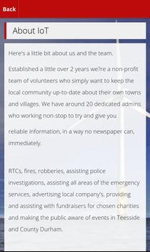 Incidents On Tees & Co. Durham screenshot 3