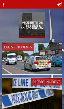 Incidents On Tees & Co. Durham poster