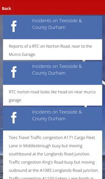 Incidents On Tees & Co. Durham screenshot 1