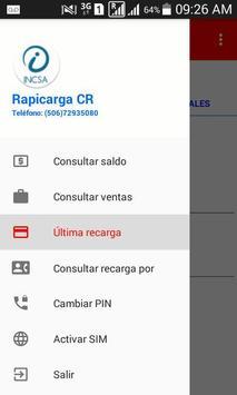 Rapicarga CR poster