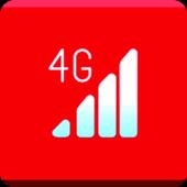 3G 4G Speed Optimizer Prank icon
