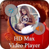 ikon HD Max Video Player 2018