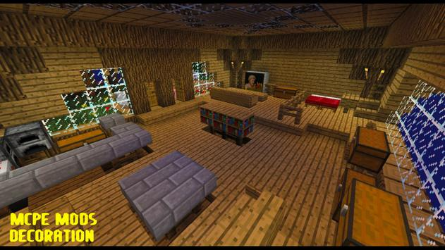 Decoration Mod for McPE apk screenshot