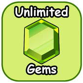 Unlimited Gems for COC Prank icon