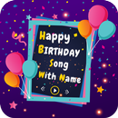 Birthday Song With Name : Birthday Songs-APK