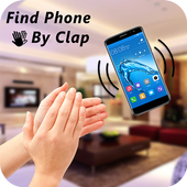 Find Phone by Clap: Clap to Find Phone أيقونة