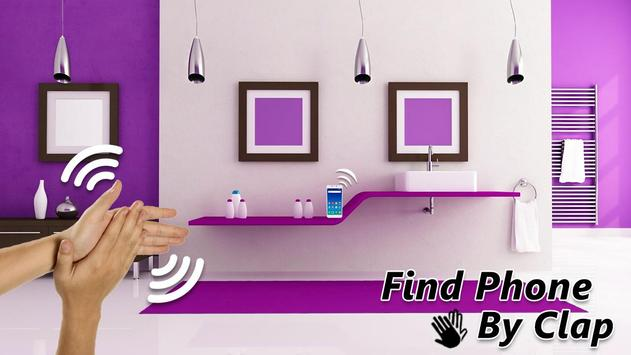 Find Phone by Clap: Clap to Find Phone الملصق