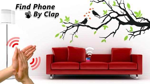 Find Phone by Clap: Clap to Find Phone تصوير الشاشة 4