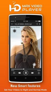 HD Video Player : HD MAX Video Player screenshot 3