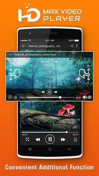HD Video Player : HD MAX Video Player screenshot 4