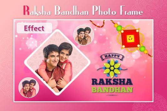 Rakshabandhan Photo Frame screenshot 2